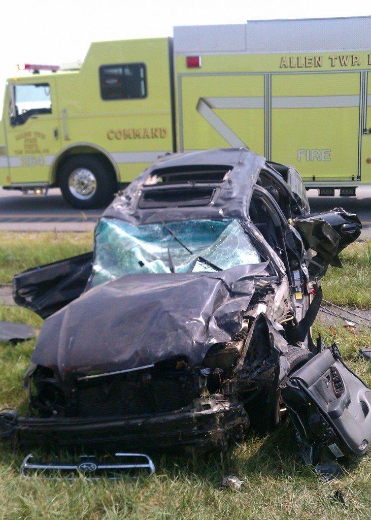 I75 Crash